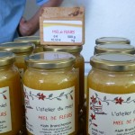 Le miel de fleurs