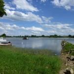 Les bords de Loire à Montrelais